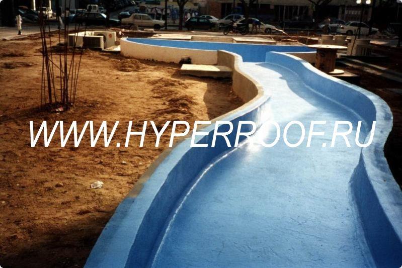 Мастика гиперруф 270 как сделать наливной пол на деревянный пол